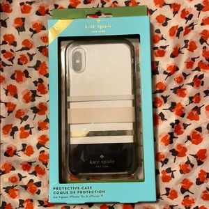 Protective case iPhone XS & x